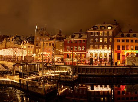 K��penhaminan joulumarkkinat