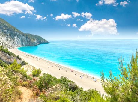 Lefkas Kreikan saaret