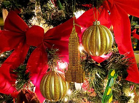 New Yorkin joulumarkkinat