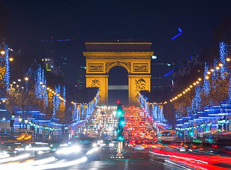 Pariisin joulumarkkinat