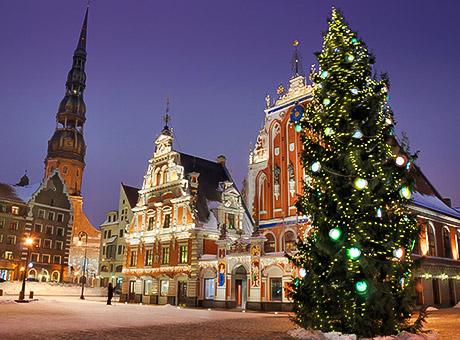 Riikan joulumarkkinat