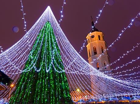 Vilnan joulumarkkinat