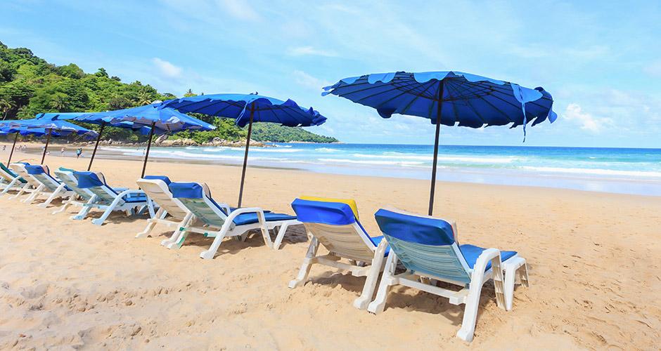 Phuket, Kata Beach–Khao Lak 1