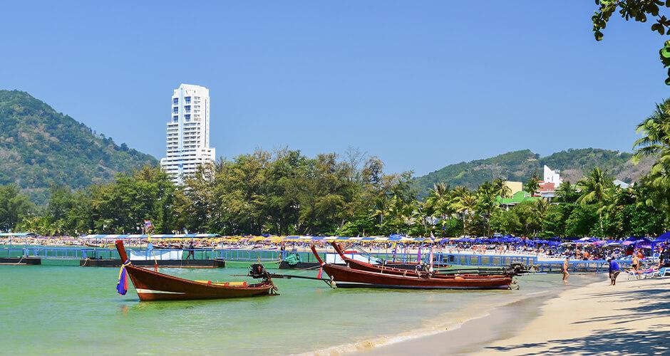 Phuket, Patong Beach–Khao Lak 1