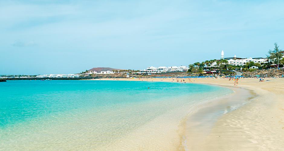Playa Blanca, Lanzarote 1