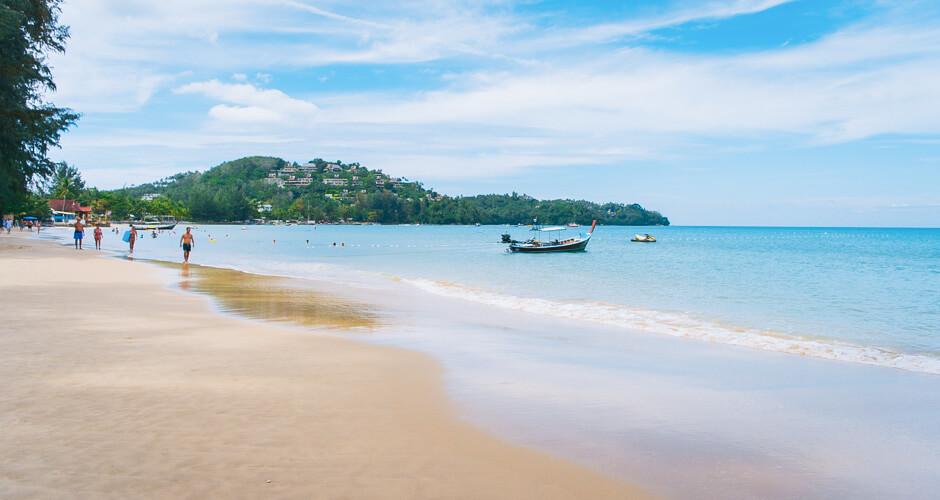 Phuket, Bangtao Beach 1