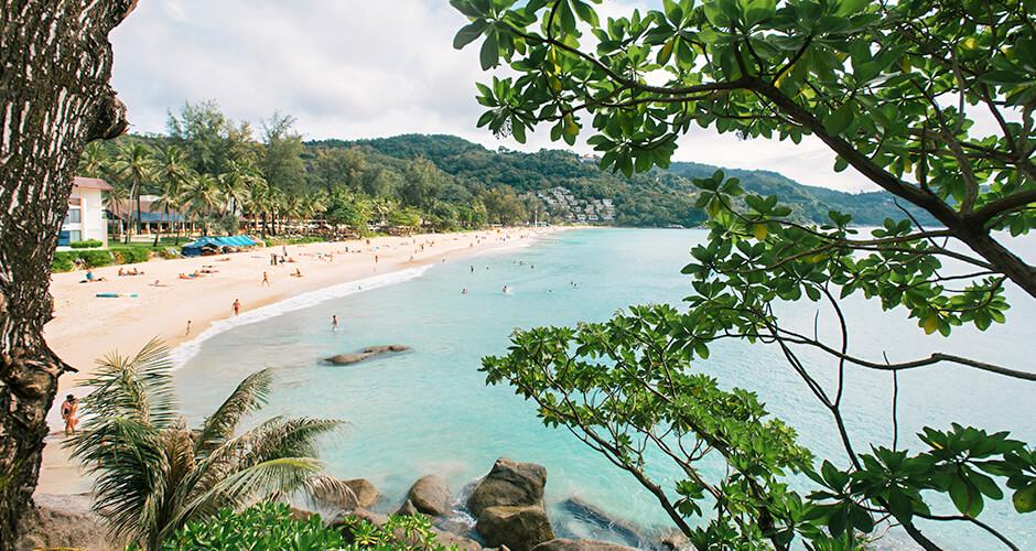 Phuket, Kata Beach 1