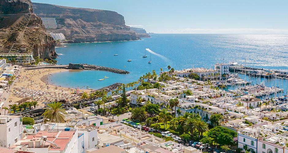 Puerto de Mogan, Gran Canaria 1