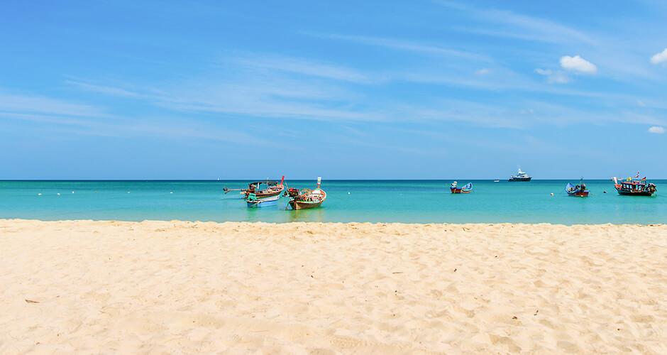 Phuket, Nai Yang Beach 1