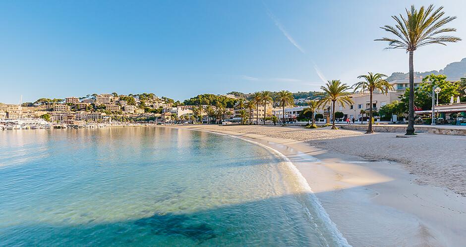 Puerto de Sóller, Mallorca 1