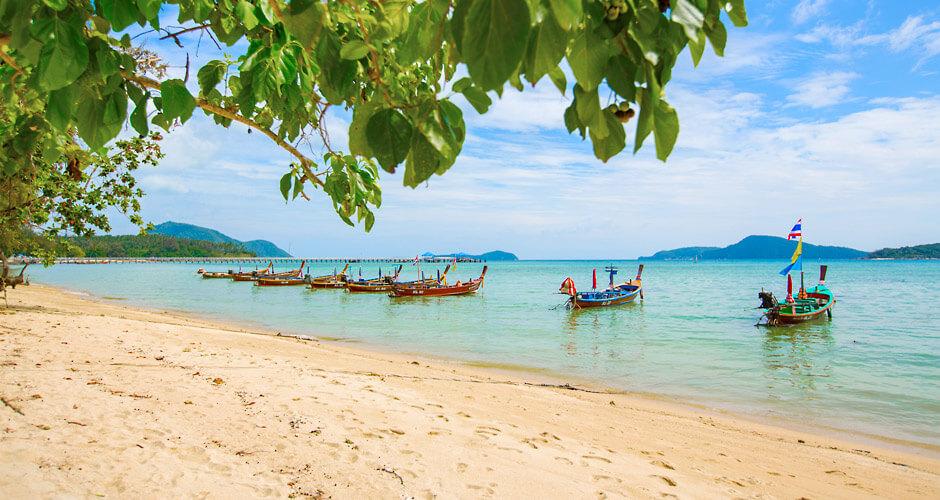 Phuket, Rawai Beach 1
